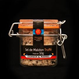 Sel de Maldon Truffé - 50g
