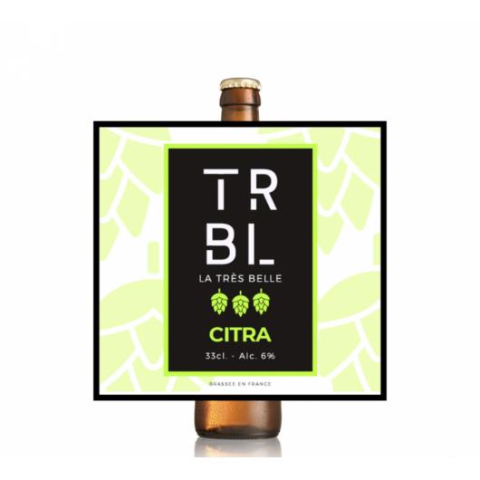 Bière TRBL : Citra