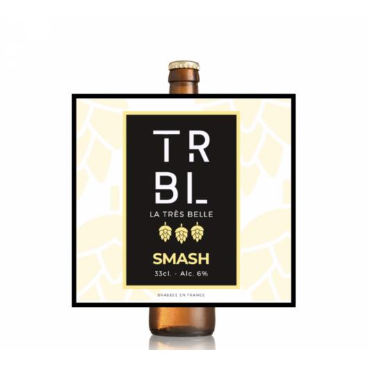 Bière TRBL : SMASH