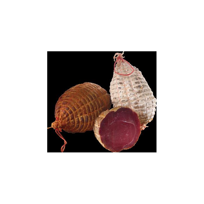 Noix de jambon de Savoie tranchée