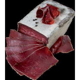 Viande de Boeuf Séchée tranchée, Mont Charvin