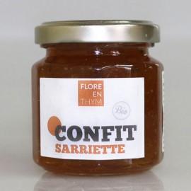 Confit de Sarriette Bio