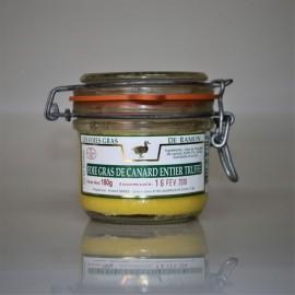 Foie Gras de Canard EntierTruffé