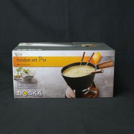 Set à Fondue Pro 6 pers., Boska 1,5l Nero L