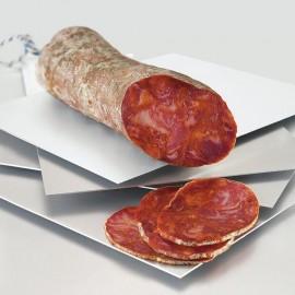 Chorizo Ibérique de Bellota tranché