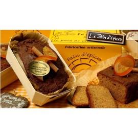 Gâteau aux épices Toussaint