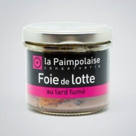 Tartinade Foie de Lotte au Lard Fumé