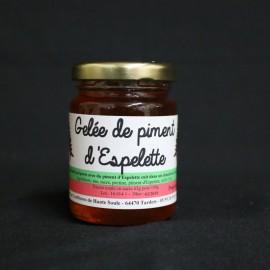 Gelée de piment d''Espelette