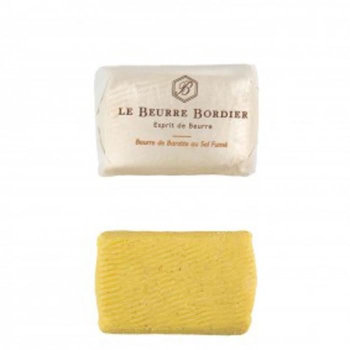 Beurre Bordier au Sel Fumé