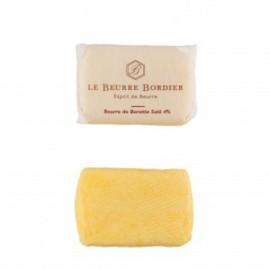 Beurre Bordier Salé 4% ou 5%