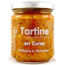 Tartine Franchouillarde en Corse