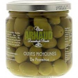 Olives Vertes Picholines de Provence