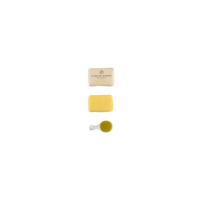 Beurre Bordier à l'Huile d'Olive Citronnée