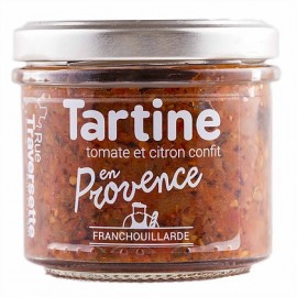 Tartine Franchouillarde en Provence