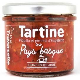 Tartine Franchouillarde au Pays Basque