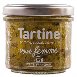 Tartine Franchouillarde pour Femme