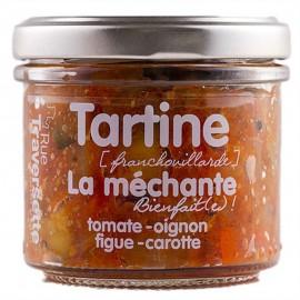 Tartine Franchouillarde La Méchante