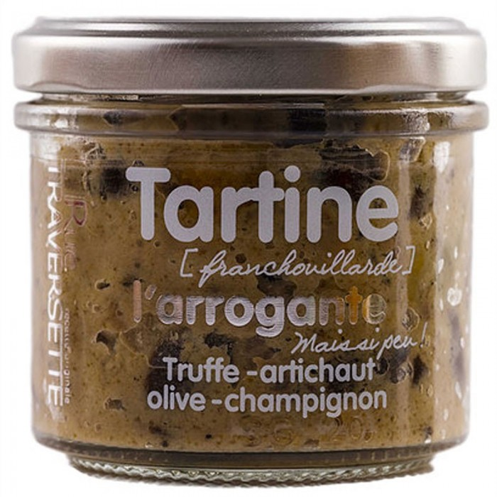 Tartine Franchouillarde L'Arrogante