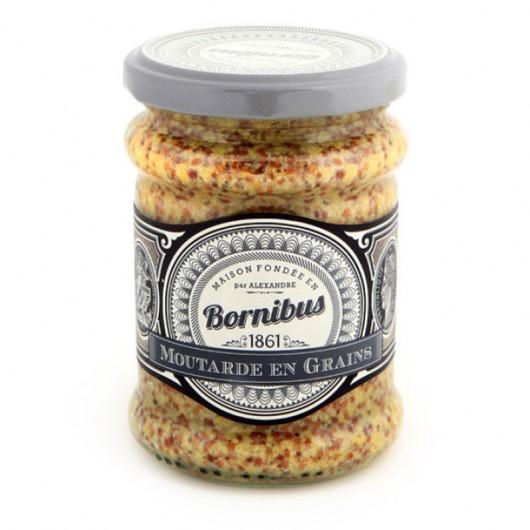 Moutarde à l'Ancienne (en Grains)