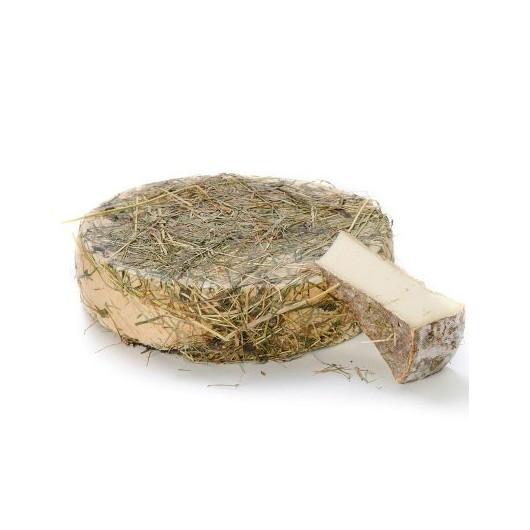Raclette de Savoie au foin