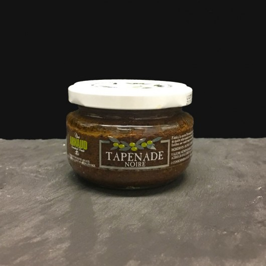 Tapenade Olive Noire