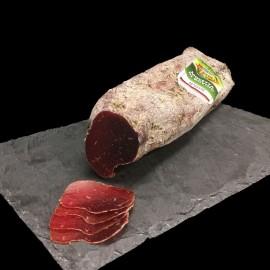 Motzetta - viande de boeuf séchée aux herbes