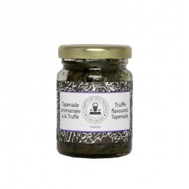 Tapenade aromatisée à la Truffe 80g.