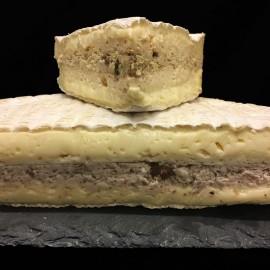 Brie noix noisettes