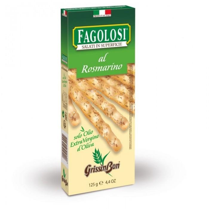 Gressins Italien Fagolosi Romarin