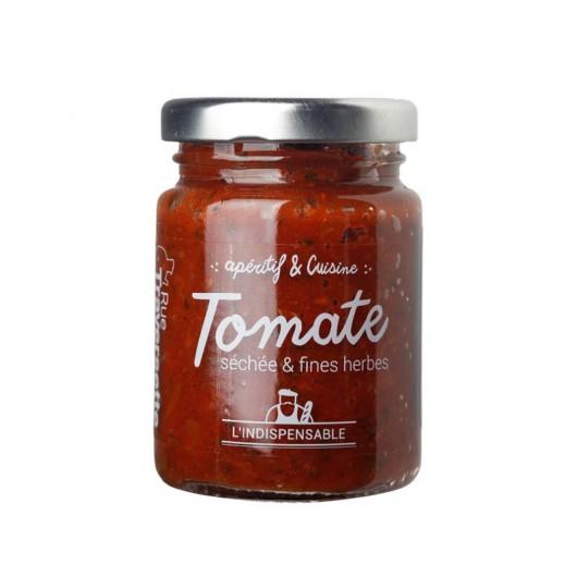 Tartinade Tomate Séchée et Fines herbes