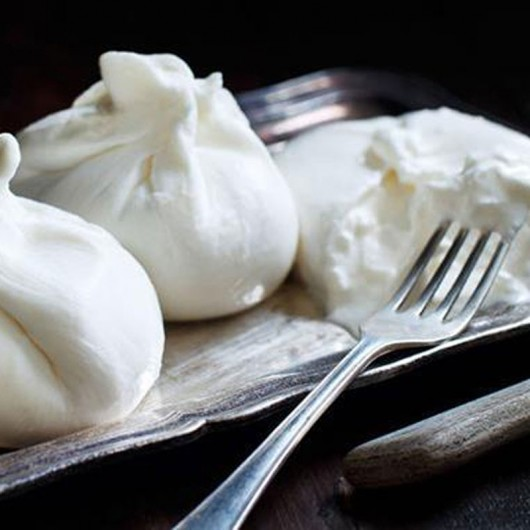 Burrata nature