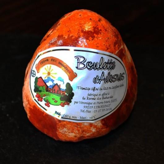 Boulette d'Avesnes ferme des Bahardes