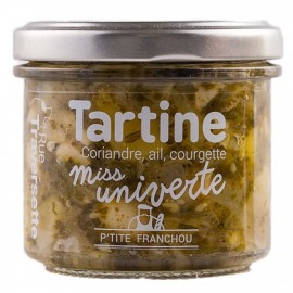 Tartinade Miss Univerte