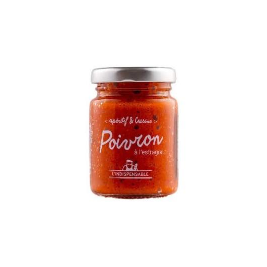 Tartinade Poivron à l'estragon