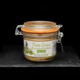 Foie gras de canard mi-cuit 180gr