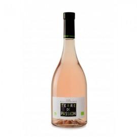 Vin Rosé Terre de Passion IGP Méditerrannée