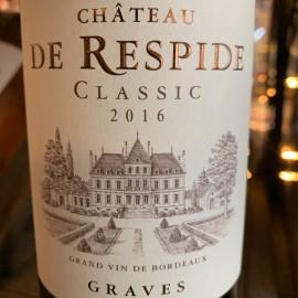 Vin Graves Château de Respide