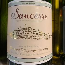 vin blanc Sancerre Domaine Reverdy