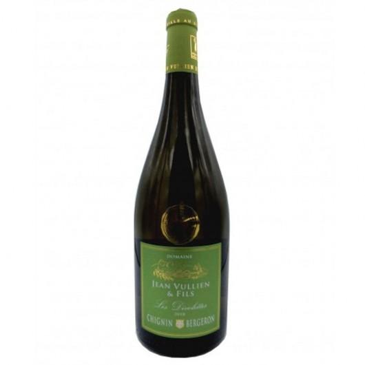 Vin blanc Chignin Bergeron