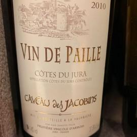Vin blanc de Paille
