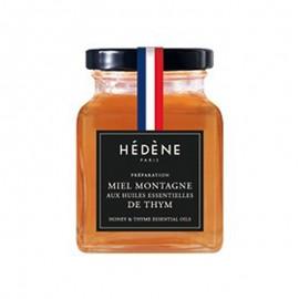 Miel Montagne aux Huiles Essentielles de Thym, Hédène