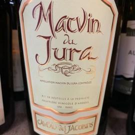 Vin blanc Macvin du Jura
