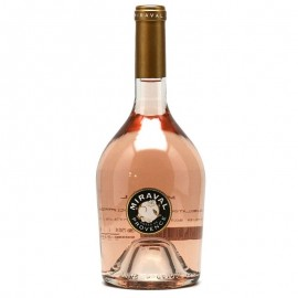 Rosé Miraval côtes de Provence