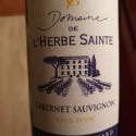 Vin rouge Cabernet Sauvignon