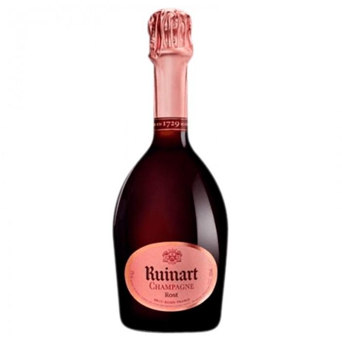 Ruinart rosé demi