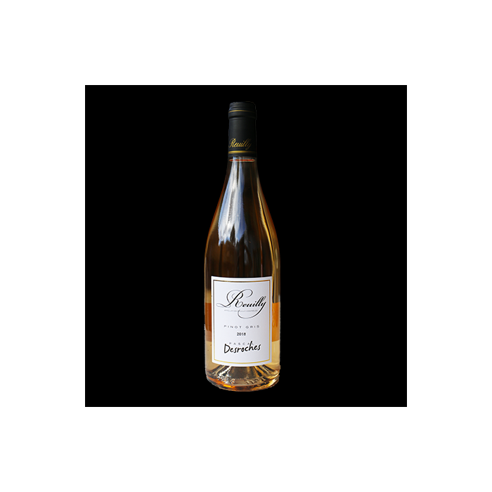 Vin Rosé Reuilly Pinot Gris - Pascal Desroches
