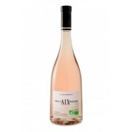 Vin Rosé Terre d'Aixpressions AOP Bio