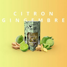 Ti Arrangé citron gingembre