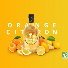 Ti arrangé orange citron