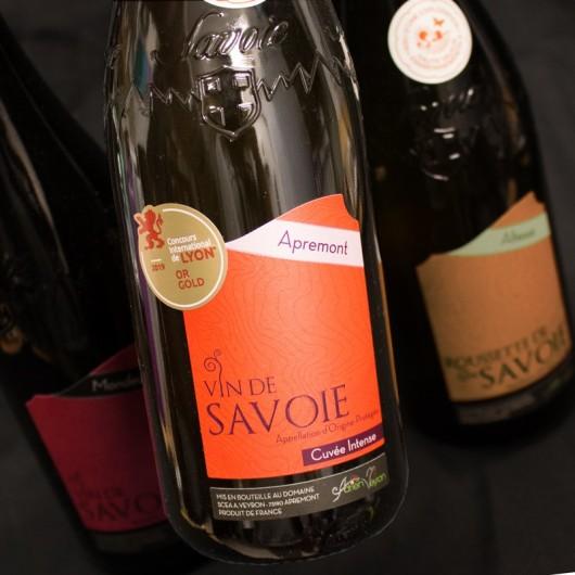 Vin de Savoie blanc Apremont